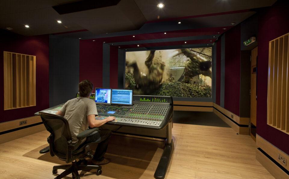 Mixing Studio
