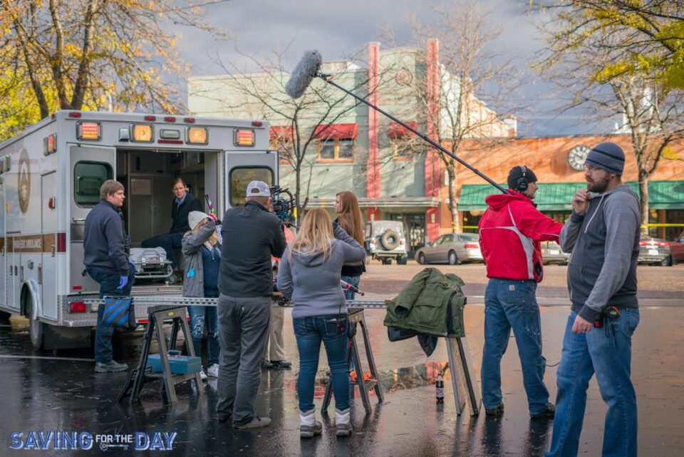 Big Sky Production Services – Film Crew Ambulance