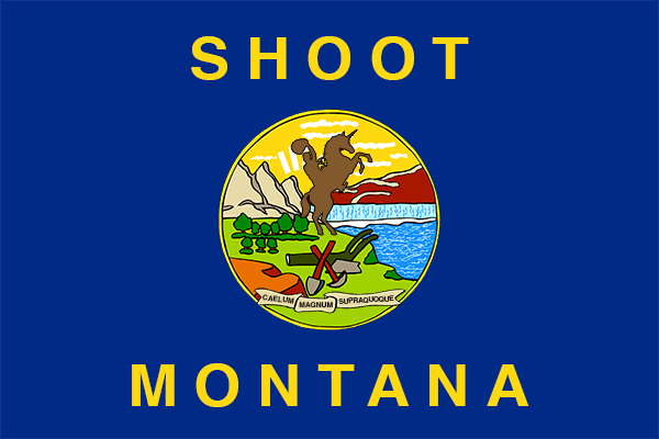 Shoot Montana Seal with Unicorn – 600px